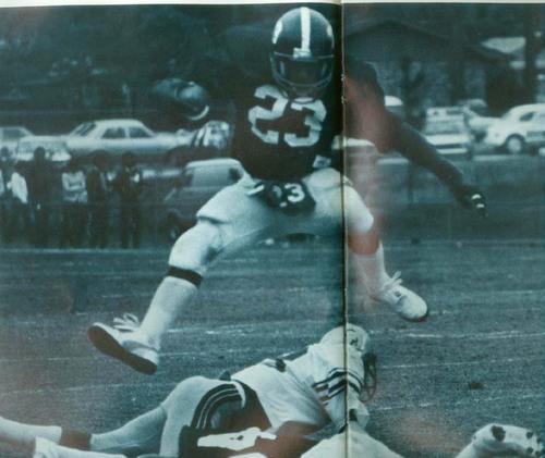 Great Shot! Womack Field '82