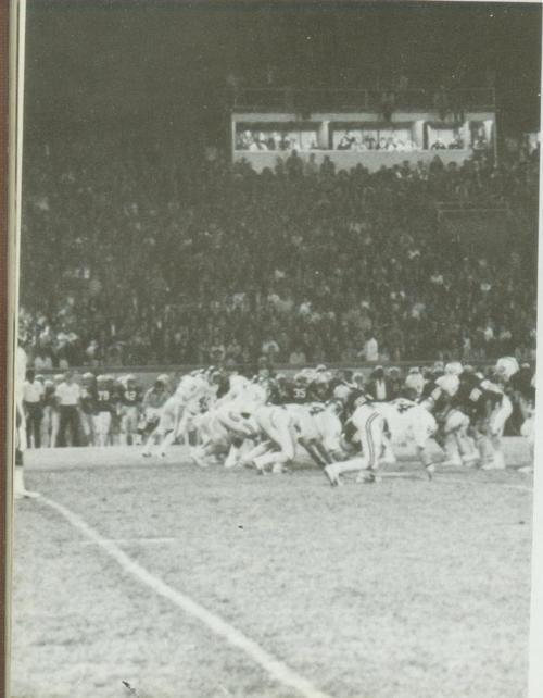 Tiger Stadiumc1981