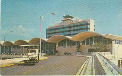 Atlanta International Airport c. 1965